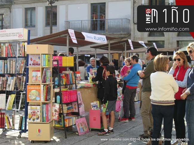 Infominho - X Feria del libro el domingo 21 de mayo en A Guarda - INFOMIÑO - Informacion y noticias del Baixo Miño y Alrededores.