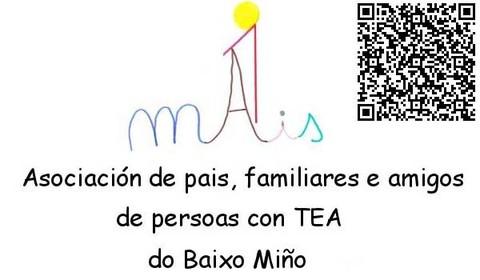 Infominho - 1 Máis presenta en Tui -Un sueño compartido-, la película de la ONG Aprendices Visuales, que nos acerca al mundo del autismo - INFOMIÑO - Informacion y noticias del Baixo Miño y Alrededores.