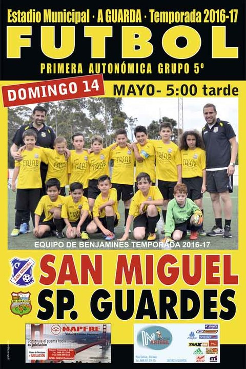 aa9cb4f971 Infominho - El Sporting Guardés se enfrenta este domingo al San Miguel en A  Sangriña -