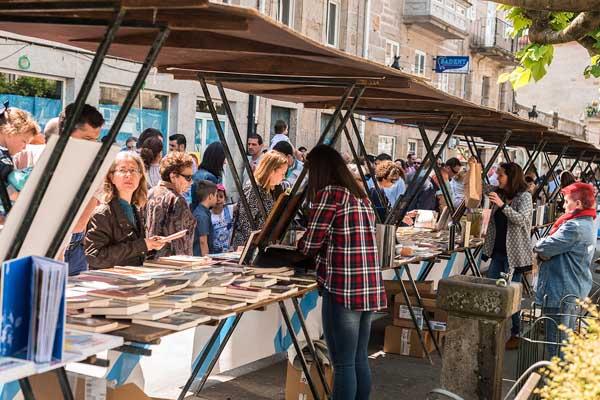 Infominho - Tui celebra a XX Feira do Libro Galego o mércores 17 de maio no Paseo da Corredoira - INFOMIÑO - Informacion y noticias del Baixo Miño y Alrededores.