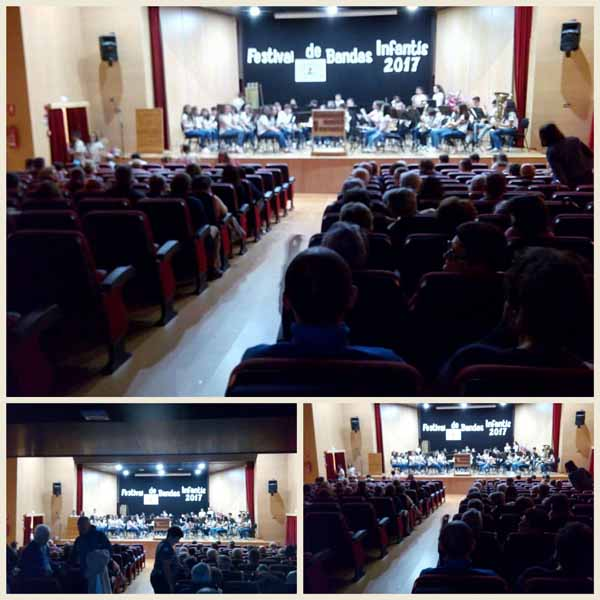 Infominho - O Rosal acogió este sábado el Festival de Bandas Infantiles y Juveniles - INFOMIÑO - Informacion y noticias del Baixo Miño y Alrededores.