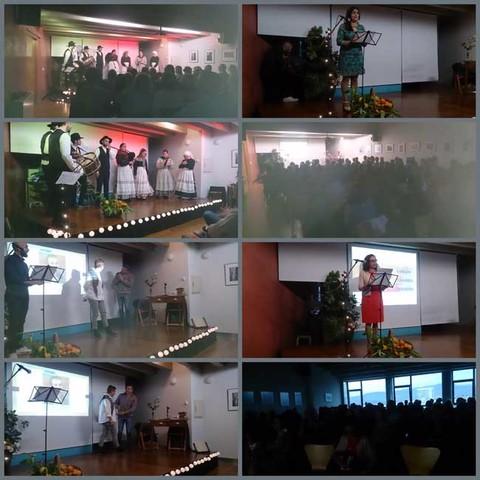 Infominho - A Comunidade de Montes de Camposancos festexou as Letras Galegas - INFOMIÑO - Informacion y noticias del Baixo Miño y Alrededores.