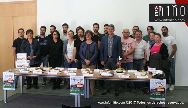 Infominho - Especial - Tapearte 2017 arranca este viernes en A Guarda con 23 establecimientos participantes - INFOMIÑO - Informacion y noticias del Baixo Miño y Alrededores.