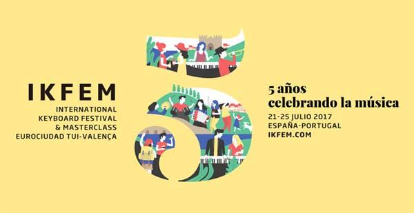 Infominho -  Primeras confirmaciones IKFEM 2017: Tiento Nuovo, João Vaz, Best Boy y Emilio Villalba & Sara Marina - INFOMIÑO - Informacion y noticias del Baixo Miño y Alrededores.