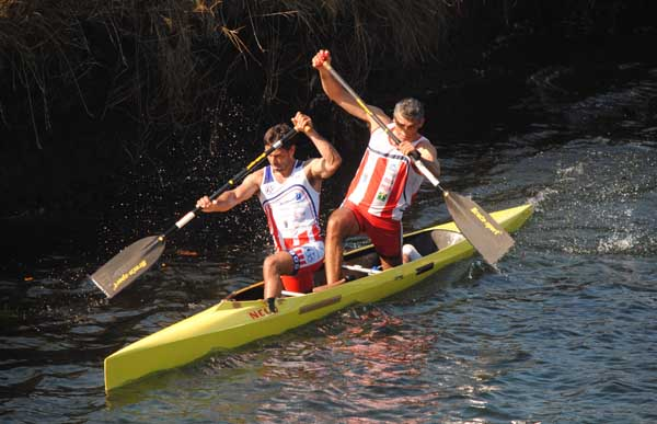Infominho - El Kayak Tudense, en el Campeonato de España de Maratón y en la Copa del Mundo - INFOMIÑO - Informacion y noticias del Baixo Miño y Alrededores.