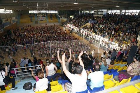 Infominho - Tui acolle, por quinto ano consecutivo, a clausura das Escolas Deportivas de Patinaxe da Deputación de Pontevedra - INFOMIÑO - Informacion y noticias del Baixo Miño y Alrededores.