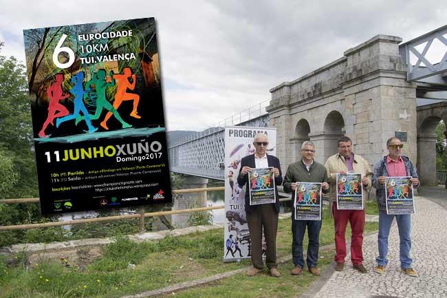 Infominho - Este domingo terá lugar a VI Eurocidade 10 - INFOMIÑO - Informacion y noticias del Baixo Miño y Alrededores.