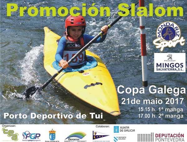 Infominho - Tui acolle este domingo a 2ª Copa de Promoción de Slalom - INFOMIÑO - Informacion y noticias del Baixo Miño y Alrededores.