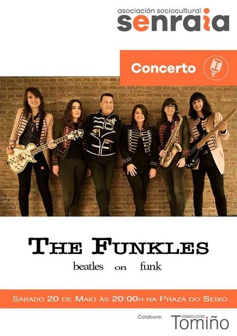 Infominho - Concerto de The Funkles este sábado ás 20:00h en Tomiño - INFOMIÑO - Informacion y noticias del Baixo Miño y Alrededores.