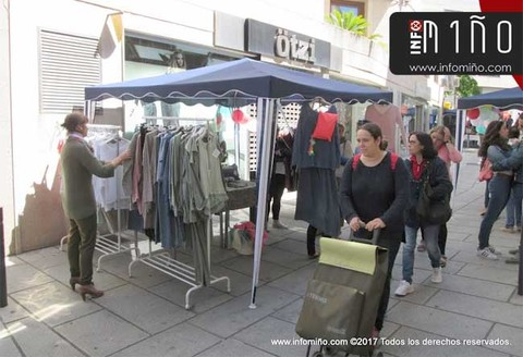 Infominho -  Especial - A Guarda acogió el pasado sábado una Feria de Oportunidades - INFOMIÑO - Informacion y noticias del Baixo Miño y Alrededores.
