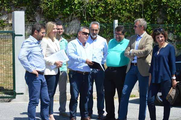 Infominho -  Alfonso Rueda reuniuse en Tomiño con representantes das asociacións de veciños beneficiarias das axudas da administración - INFOMIÑO - Informacion y noticias del Baixo Miño y Alrededores.