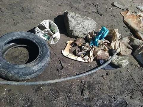 Infominho - Estudantes do 8º ano de Cerveira avaliaram qualidade da água e do lixo das margens do Río Minho - INFOMIÑO - Informacion y noticias del Baixo Miño y Alrededores.