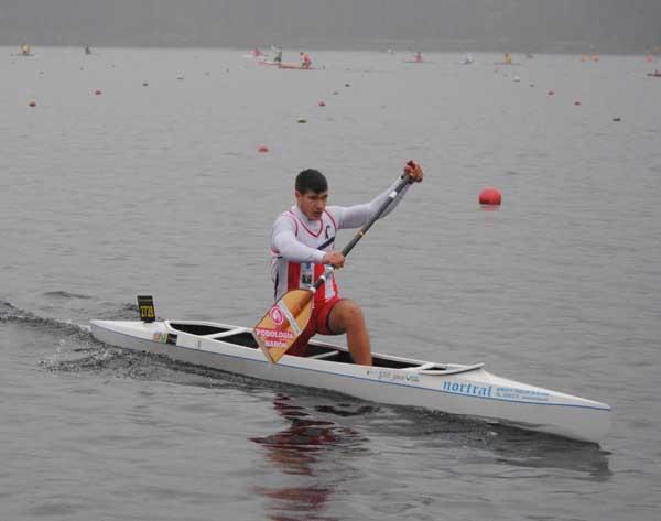 Infominho -  Los palistas del Kayak Tudense Brais Casás y Roi Rodríguez, en la Copa del Mundo de Szeged (Hungría) - INFOMIÑO - Informacion y noticias del Baixo Miño y Alrededores.