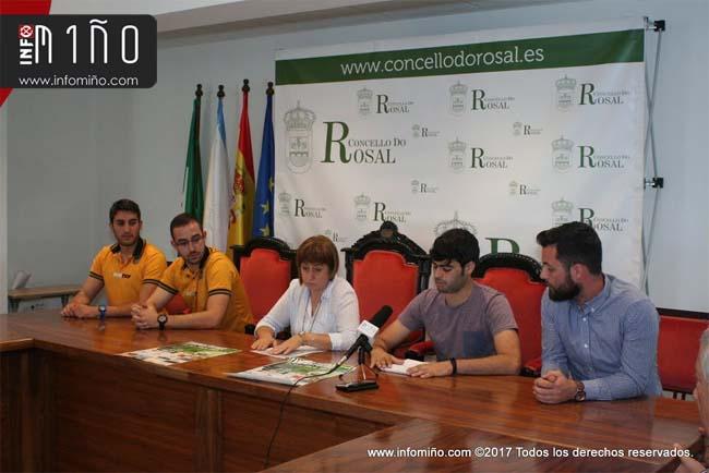 Infominho - Especial - O Rosal celebrará este verano tres Campus Deportivos - INFOMIÑO - Informacion y noticias del Baixo Miño y Alrededores.