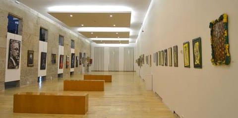 Infominho - A Sala de Exposicións Municipal de Tui acolle ata o 10 de xuño obra de Seis artistas de Tomiño, Gondomar e Cangas - INFOMIÑO - Informacion y noticias del Baixo Miño y Alrededores.