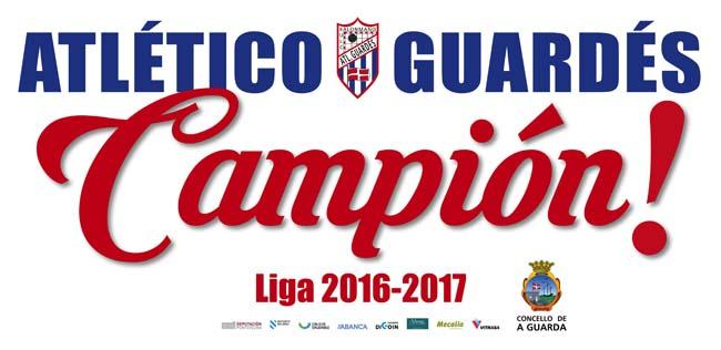Infominho - Atl. Guardés Campión de liga!! - INFOMIÑO - Informacion y noticias del Baixo Miño y Alrededores.