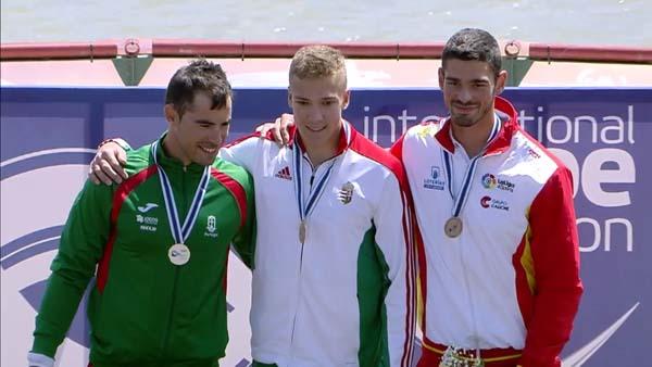 Infominho - Roi Rodríguez medalla de bronce en la Copa del Mundo de Hungría - INFOMIÑO - Informacion y noticias del Baixo Miño y Alrededores.
