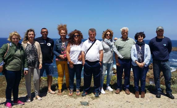 Infominho - Intercambio de experiencias entre el GALP Ría de Vigo – A Guarda y GAL Alentejo Litoral - INFOMIÑO - Informacion y noticias del Baixo Miño y Alrededores.