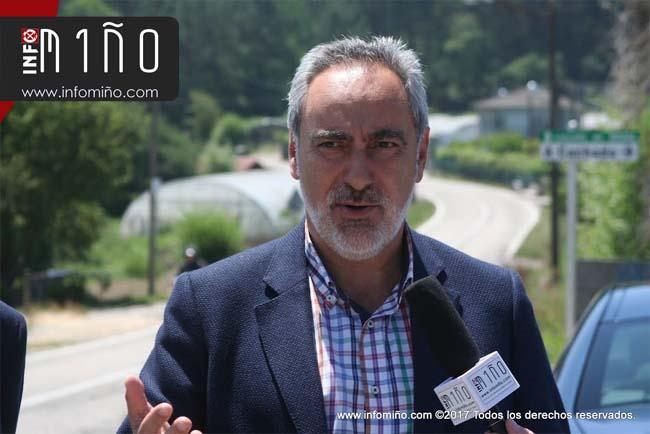 Infominho - Jose Manuel Cores Tourís -non podemos falar aínda de prazos para o remate da VAC Tui-A Guarda- - INFOMIÑO - Informacion y noticias del Baixo Miño y Alrededores.