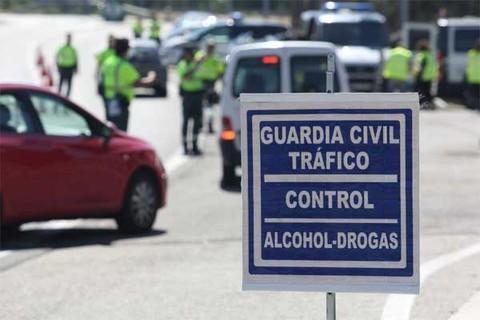 Infominho - La DGT inicia el lunes una campaña especial de vigilancia de consumo de alcohol y drogas entre los conductores  - INFOMIÑO - Informacion y noticias del Baixo Miño y Alrededores.