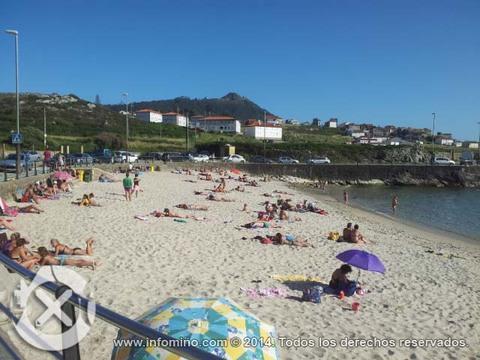 Infominho - A Praia da Area Grande de A Guarda será a única do Baixo Miño da rede galega de praias sen fume - INFOMIÑO - Informacion y noticias del Baixo Miño y Alrededores.