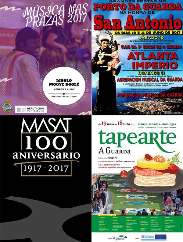 Infominho - Novo fin de semana gastronómico e cultural na Guarda - INFOMIÑO - Informacion y noticias del Baixo Miño y Alrededores.