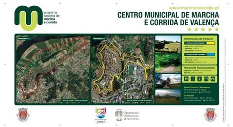Infominho - O Centro Municipal de Marcha e Corrida de Valença será inaugurado hoje às 11h - INFOMIÑO - Informacion y noticias del Baixo Miño y Alrededores.