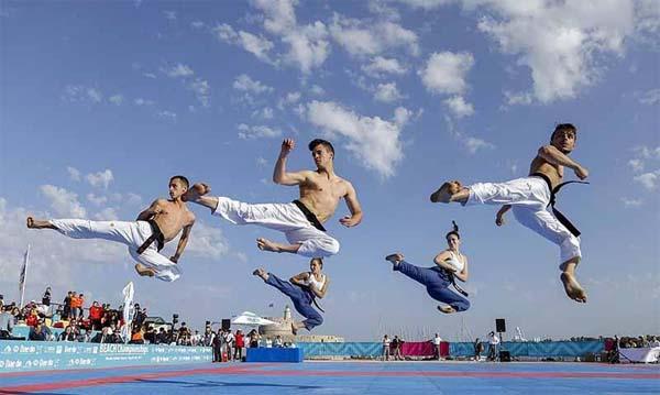 Infominho - A Guarda acogerá el I Campamento Internacional de Taekwondo en la playa del 6 al 9 de Julio - INFOMIÑO - Informacion y noticias del Baixo Miño y Alrededores.