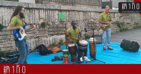 Infominho - Mbolo Mooye Doolé foi o encargado de abrir o -Música nas Prazas- 2017 na Guarda - INFOMIÑO - Informacion y noticias del Baixo Miño y Alrededores.