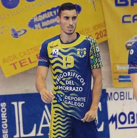 Infominho - Paulo Dacosta se convierte en la cuarta y última incorporación para el proyecto deportivo del Acanor Atlético Novás - INFOMIÑO - Informacion y noticias del Baixo Miño y Alrededores.