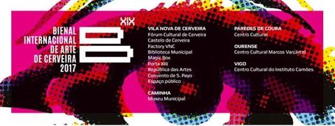 Infominho - Caminha, Paredes de Coura, Vigo e Ourense acolhem mostras da Bienal de Cerveira - INFOMIÑO - Informacion y noticias del Baixo Miño y Alrededores.