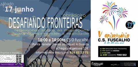 Infominho - O Centro Social Fuscalho de A Guarda celebra este sábado o seu 5º Aniversario - INFOMIÑO - Informacion y noticias del Baixo Miño y Alrededores.