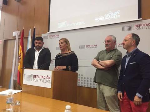 Infominho - A Deputación contratará neste 2017 actuacións en estradas provinciais por máis de 22 millóns de euros  - INFOMIÑO - Informacion y noticias del Baixo Miño y Alrededores.