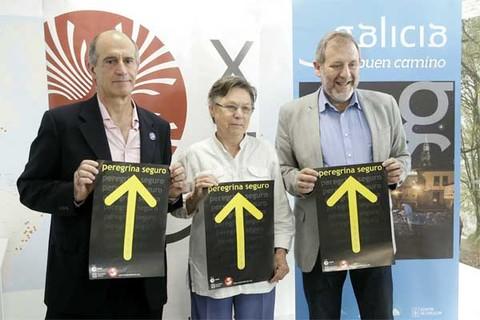 Infominho - Turismo de Galicia promove unha campaña para sensibilizar os peregrinos sobre a seguridade viaria no Camiño de Santiago - INFOMIÑO - Informacion y noticias del Baixo Miño y Alrededores.