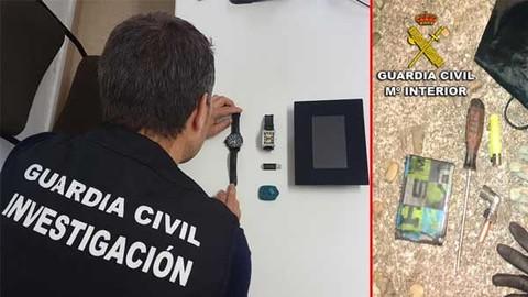 Infominho - La Guardia Civil detiene a los autores de varios robos en la comarca de O Baixo Miño - INFOMIÑO - Informacion y noticias del Baixo Miño y Alrededores.