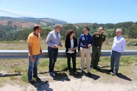 Infominho - A comunidade de montes de Burgueira en Oia traballa na prevención dos lumes forestais - INFOMIÑO - Informacion y noticias del Baixo Miño y Alrededores.