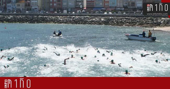 Infominho - Último día para inscribirse na XXII Travesía a nado Porto da Guarda que terá lugar este sábado 1 de xullo de 2017 - INFOMIÑO - Informacion y noticias del Baixo Miño y Alrededores.