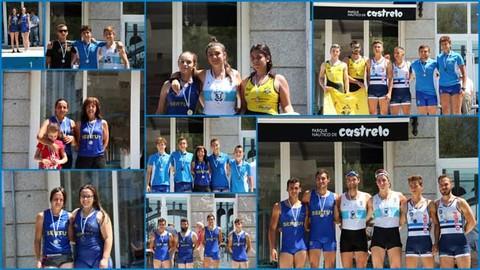 Infominho - El Club Remo Tui vuelve del Campeonato Gallego de Remo Olímpico con un 75% de sus tripulaciones en pódium - INFOMIÑO - Informacion y noticias del Baixo Miño y Alrededores.