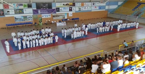 Infominho - Tui acogió el pasado fin de semana la clausura de las escuelas de judo - INFOMIÑO - Informacion y noticias del Baixo Miño y Alrededores.