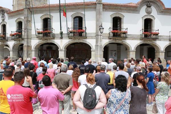Infominho - Câmara de Caminha e população unidos pelas vítimas dos incêndios de Pedrogão Grande - INFOMIÑO - Informacion y noticias del Baixo Miño y Alrededores.