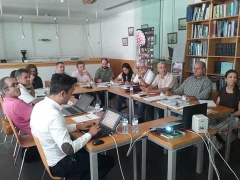 Infominho - Aquamuseu de Cerveira acolheu reunião de trabalho de projeto aprovado pelo POCTEP - INFOMIÑO - Informacion y noticias del Baixo Miño y Alrededores.
