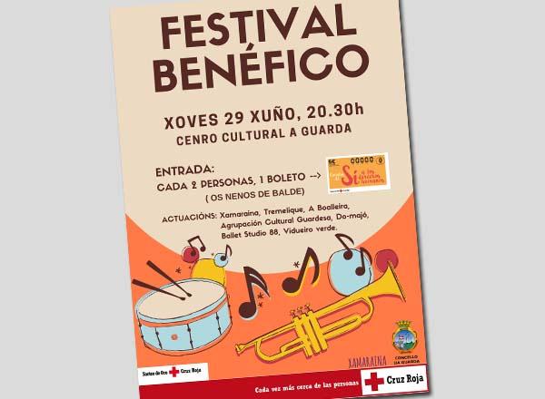 Infominho - Diversos grupos de A Guarda y O Rosal actuarán este jueves en un Festival Benéfico - INFOMIÑO - Informacion y noticias del Baixo Miño y Alrededores.