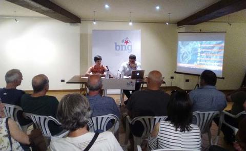 Infominho - O BNG expón os seus criterios de mobilidade ao comercio  do Rosal - INFOMIÑO - Informacion y noticias del Baixo Miño y Alrededores.