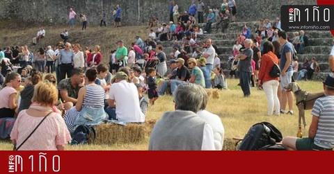 Infominho - Especial - Buena acogida de público en la -II Festa Castrexa- en A Guarda - INFOMIÑO - Informacion y noticias del Baixo Miño y Alrededores.