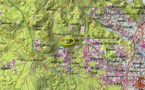 Infominho -  Xuntanza Randufe organiza unha Subida ao Monte do Alto do Coello - INFOMIÑO - Informacion y noticias del Baixo Miño y Alrededores.