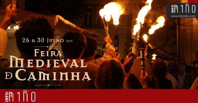Infominho - A Feira Medieval de Caminha 2017 terá lugar do 26 ó 30 de xullo - INFOMIÑO - Informacion y noticias del Baixo Miño y Alrededores.