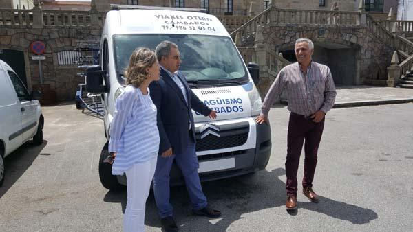 Infominho - O PP propón á Deputación que recupere as axudas para dotar de vehículos aos colectivos da provincia - INFOMIÑO - Informacion y noticias del Baixo Miño y Alrededores.