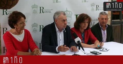 Infominho - Especial - A Feira do Viño do Rosal cumpre 25 anos - INFOMIÑO - Informacion y noticias del Baixo Miño y Alrededores.