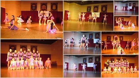 Infominho - 1º Festival de Danza Moderna Centro Do-majo - INFOMIÑO - Informacion y noticias del Baixo Miño y Alrededores.