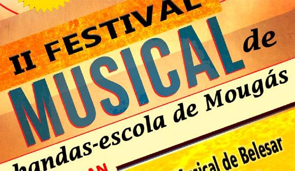 Infominho - Actuación da Banda-Escola de Música de Mougás - INFOMIÑO - Informacion y noticias del Baixo Miño y Alrededores.